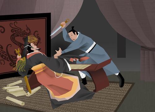 秦灭六国乃是大势所趋,燕太子丹又如何能阻挡?他的结局怎么样?