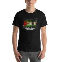 Мужские палестинский флаг рубашка палестинская футболка в это