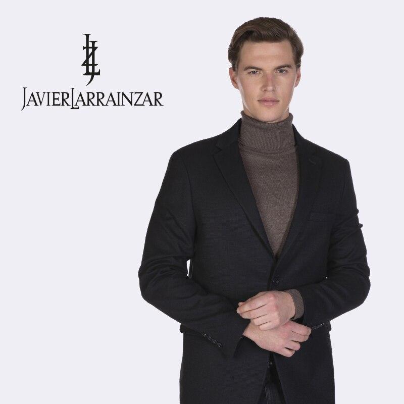 Javier Larrainzar-Blazer JL19022-Jacket's Men Elegant Color Black