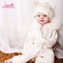 56cm 3.45kg silicone completo reborn bonecas do bebê para crianças brinquedos da criança de corpo inteiro silicone menina reborn boneca com roupas verão