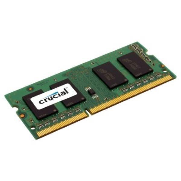 RAM Memory Crucial IMEMD30140 CT102464BF160B 8 GB 1600 MHz DDR3L PC3 12800|RAMs| |  - title=