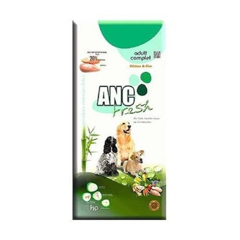 ANC Fresh Complet Pollo&arroz Alimento para Perros Adultos 3 Kg