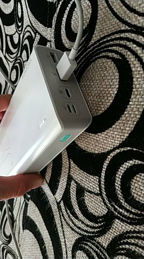 30000mAh ROMOSS Sense 8 + Power Bank Portable External Battery QC two way fast charging portable external Akku Power Bank    - AliExpress
