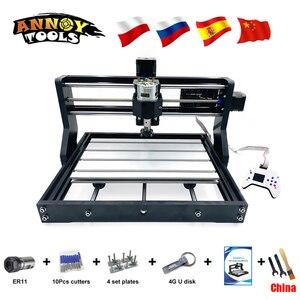 Image 1 - CNC3018Pro GRBL 1.1 DIYเครื่องCnc 3แกนเครื่องกัดไม้Routerเลเซอร์แกะสลัก,CNC3018