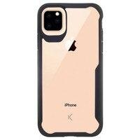 Mobiele Cover Iphone 11 Pro Max Ksix Flex Armor Tpu