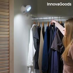 Lampa LED InnovaGoods Motion Sens 360 ° na