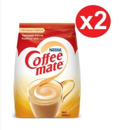Nestle Coffee Mate Coffee Cream 500gr X 2 Pcs