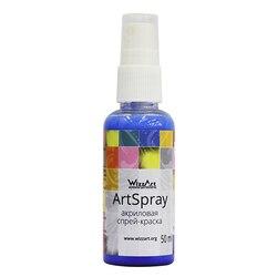 La pintura de aerosol de artspray de ultramar 50 ml Wizzart