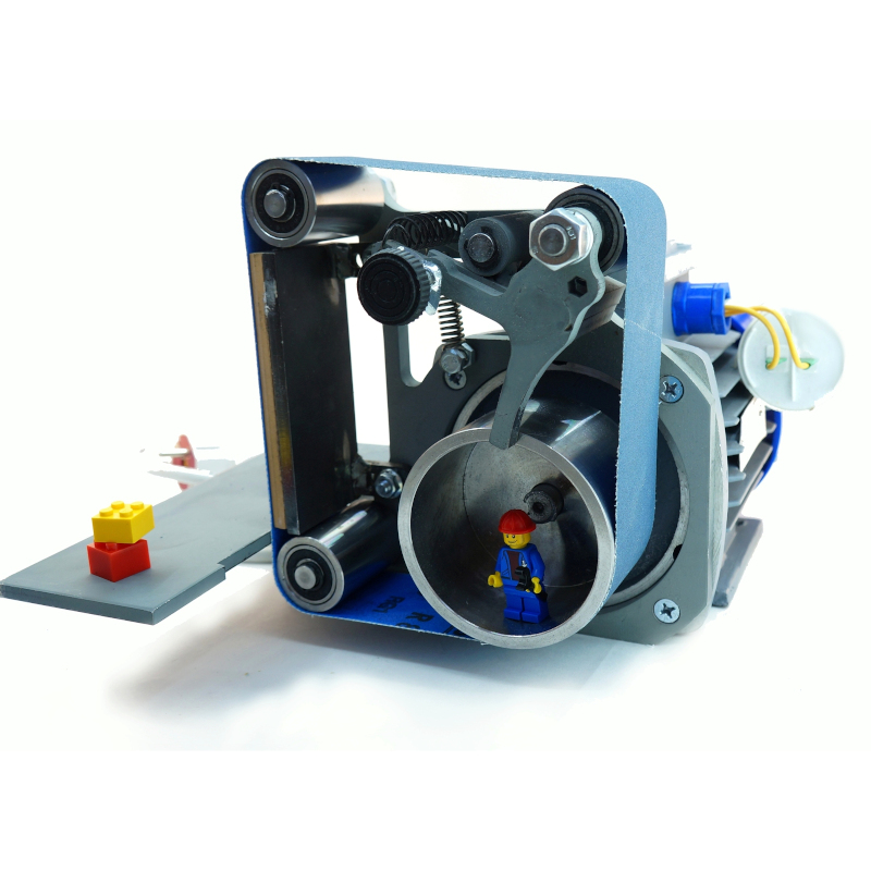 "Set: Grinding Ribbon Machine Powerful Grinder ""Мастак"" 0,55 KW Led Tape 610mm + 10 Strips. Grinder МОСГРИНДЕР"