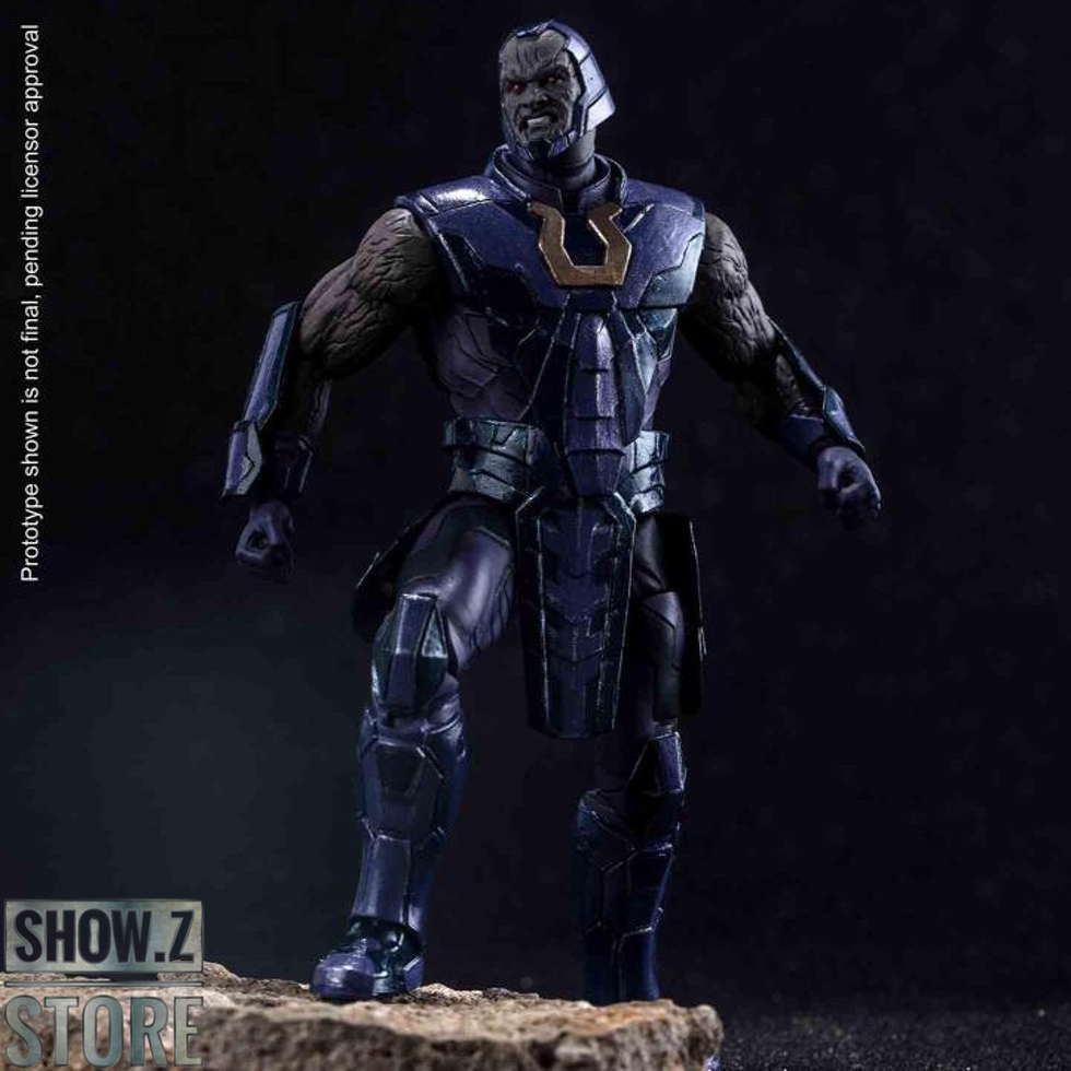 Toys, Injustice, Darkseid, Exclusive, Show, Hiya