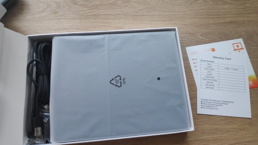 Pro Battery-free Drawing Tablet photo review