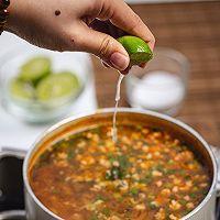 泰国美食酸辣猪肉沫汤的做法图解13