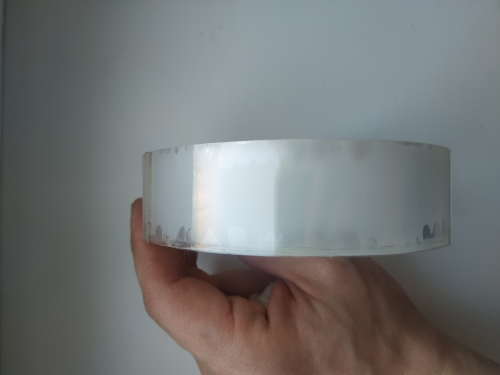 NanoTape™ - Transparent & Double-Sided Adhesive Tape photo review