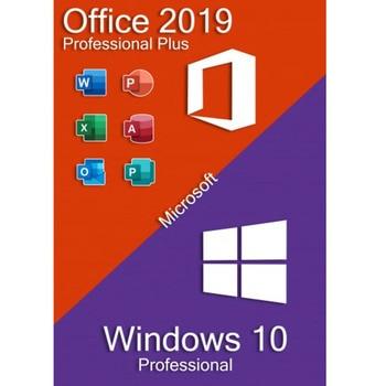 ✅Windows 10 Pro Professional + desktop 2019 Plus Activation✅Multilingual CODE key