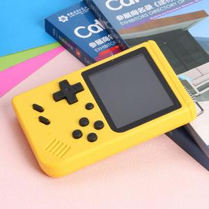 Image 4 - 3 inch Portable Handheld Game Players Handheld Retro for FC Game Console Built in 400 Games 8 Bit  for Child Nostalgic