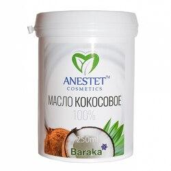 ANESTET Кокосовое масло 100% (Анестет), 250 мл