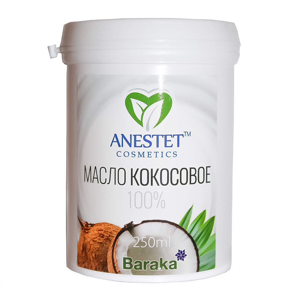 anestet-coconut-oil-100-анестет-250-ml