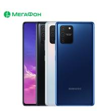Смартфон Samsung Galaxy S10 Lite 6/128GB [Ростест, новый, SIM любых операторов, официальная гарантия]