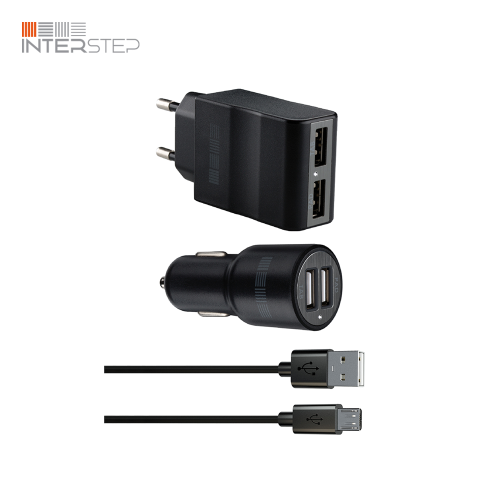 цена на Set INTERSTEP RT ASE + SLM + Cable MicroUSB