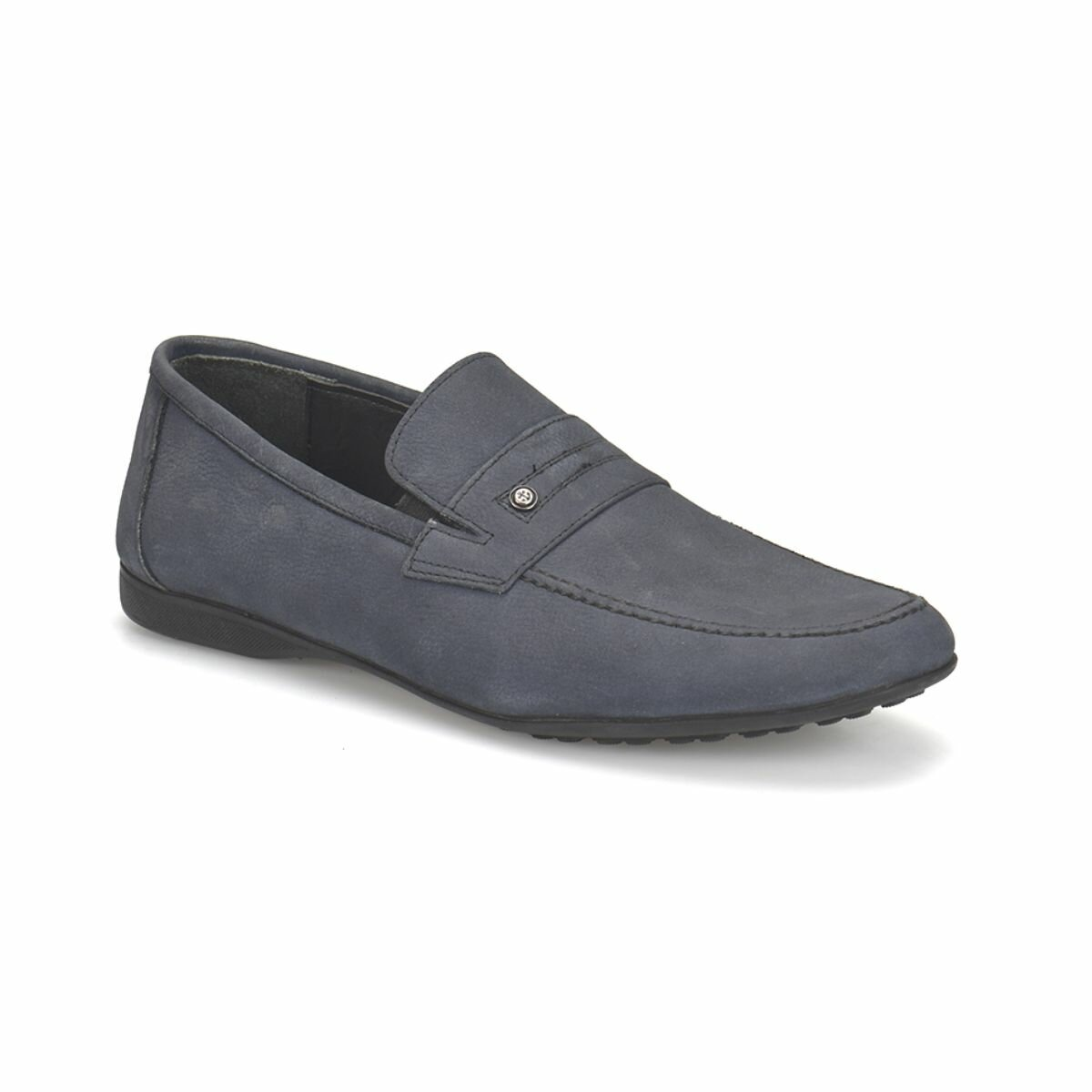FLO 2663 Navy Blue Men 'S Classic Shoes Garamond