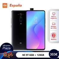[Wersja globalna dla hiszpanii] Xiao mi mi 9T (Memoria interna de 128 GB, RAM de 6 GB, potrójny cámara de 48 MP) movil