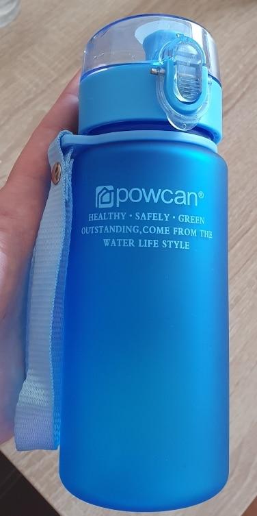 Sports Water Bottle 400/560ML Protein Shaker Outdoor Travel Portable Leakproof Tritan Plastic Drink Bottle for Water  Cup.j|Water Bottles|   - AliExpress