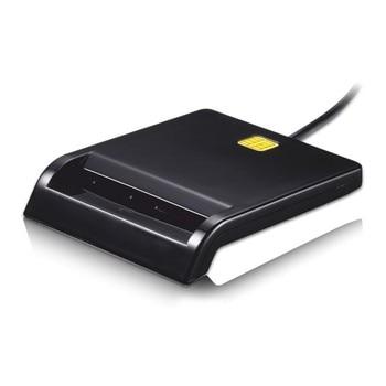 Smart Card Reader TooQ TQR-210B Black