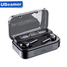 Ubeamer Wireless Bluetooth Headphone V5.0 Touch Control Earphones Gym Stereo HD