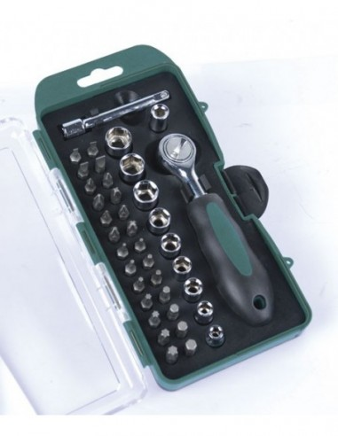 Set Of Tips And Glass Keys 38 PCs. Mannesmann M29891