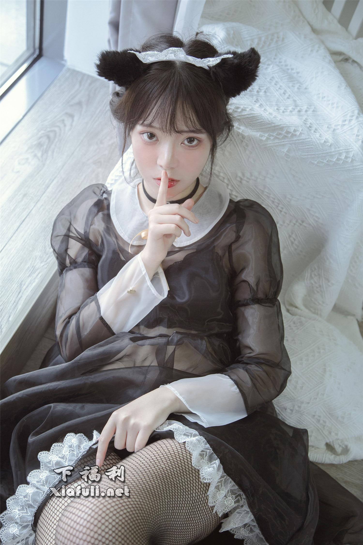 微博妹子@Fushii_海堂 私人女仆[30P-48MB]插图1