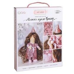 3548668 Интерьерная кукла «Брайт», набор для шитья, 18 * 22.5 * 3 см