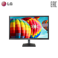 Monitor 27 LG 27MK430H BBlack (IPS, LED, Wide, 1920x1080, 5 ms, 178 °/178 °, 250 cd/m, 100,000,000: 1, + НDMI, + MM,)
