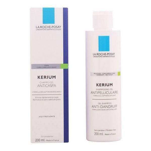 Exfolirating Shampoo Kerium La Roche Posay (200 Ml)