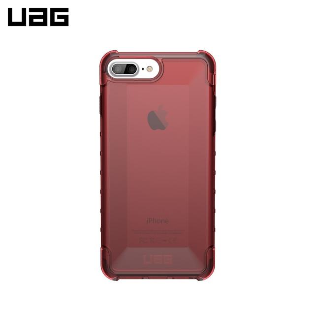 Защитный чехол UAG Plyo для iPhone 8/7PLS red