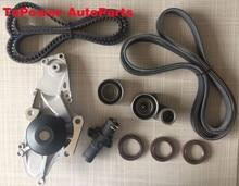 Timing Belt&Water Pump Kit for Hondaa Aacura 14520-RCA-A01/14550-RCA-A01/14400-RCA-A01/38920-RCA-A01/19200-RDV-J01/91213-R70-A01