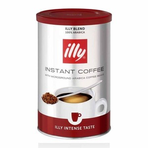 Illy intense taste instant soluble coffee 100% Arabica