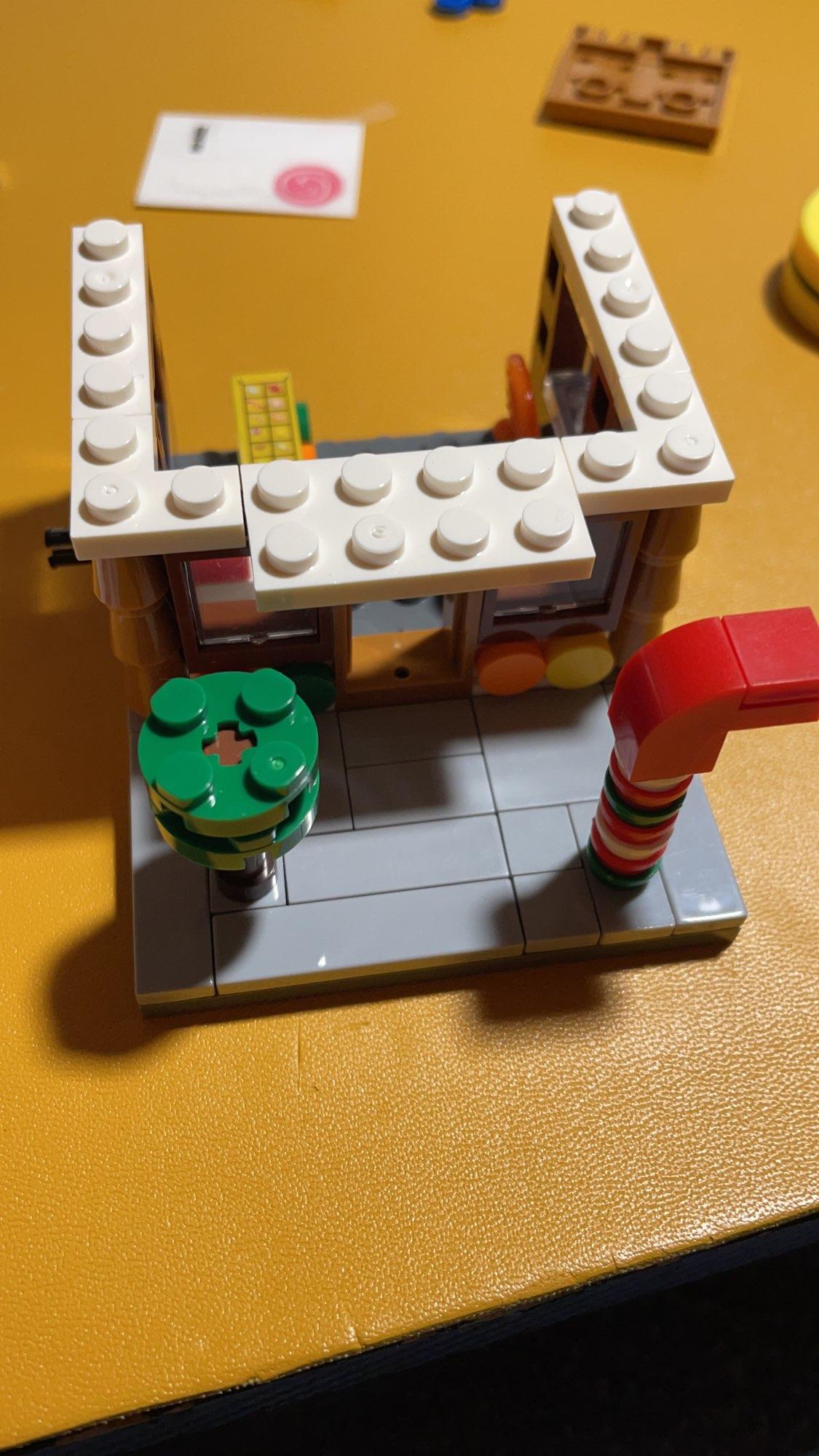 Sembo Block Mini City Street Store Building Bricks Chinatown Series Educational Kid Toy photo review