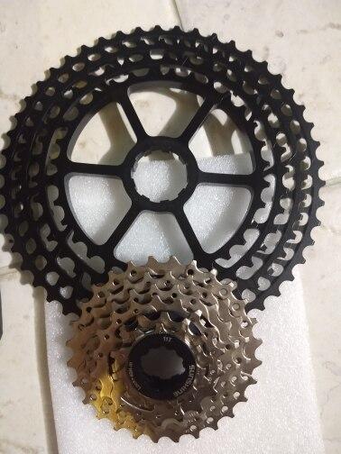 -- Bicicleta Cassete Velocidade