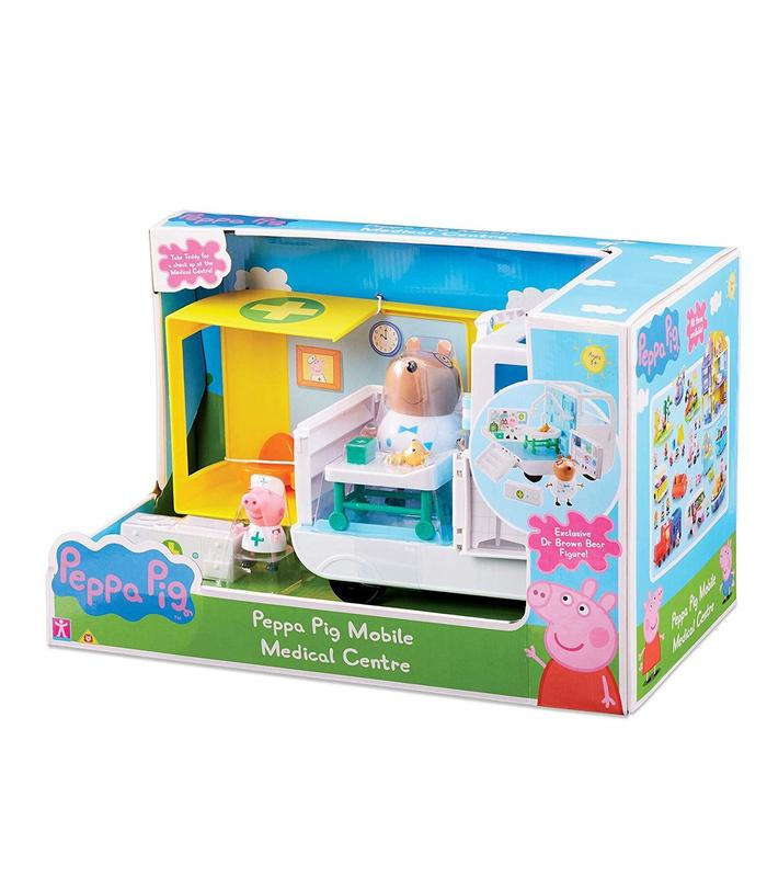 Ambulance And Medical Center Peppa Pig Toy Store Articles Created Handbook