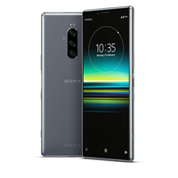 Sony Xperia 1 (J9110), Gray Color, 6 GB RAM, 128 GB ROM, OLED Display 4K HDR 6.5 , Dual Sim, Threefold