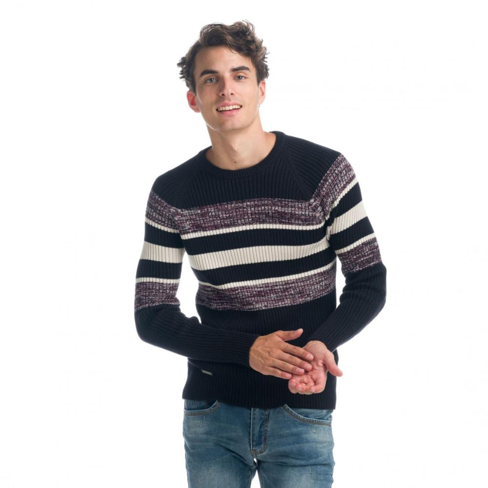 KOROSHI JERSEY STRIPES MAN