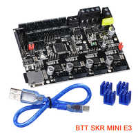 BIGTREETECH SKR MINI E3 V1.2 Motherboard Integrated TMC2209 UART 32Bit for Ender3 3D Printer Control Board RGB Panel VS SKR V1.3