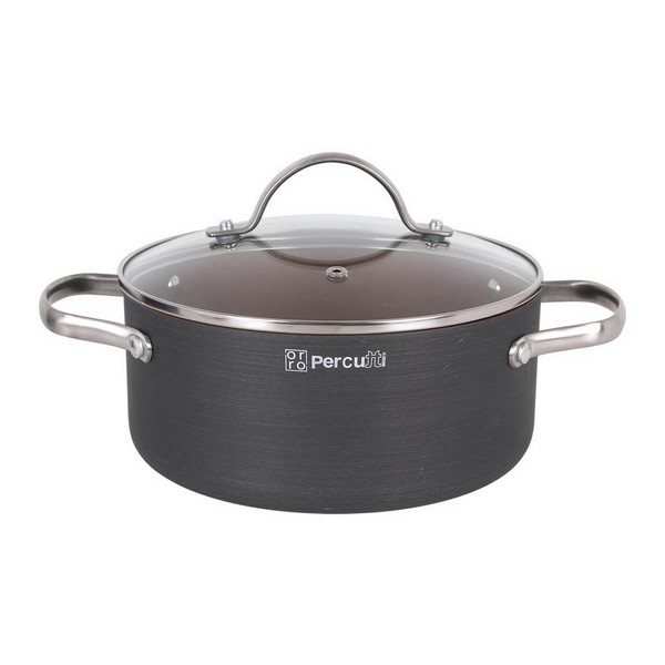 Casserole With Lid Percutti Stainless Steel