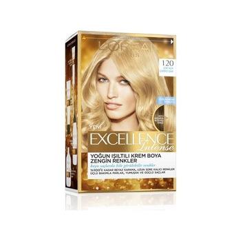 Loreal Paris Excellence intensywna farba do włosów 120 oszałamiająca żółta 248524786 tanie i dobre opinie