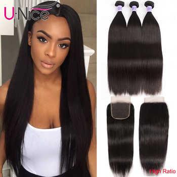 UNice Hair Kysiss Series Unprocessed Hair Bundles 8-30