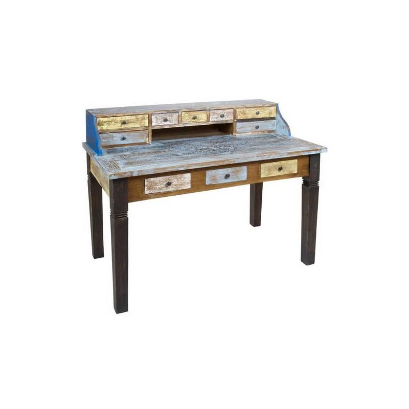 Vintage Desk Solo Wood (135x75x100 Cm)