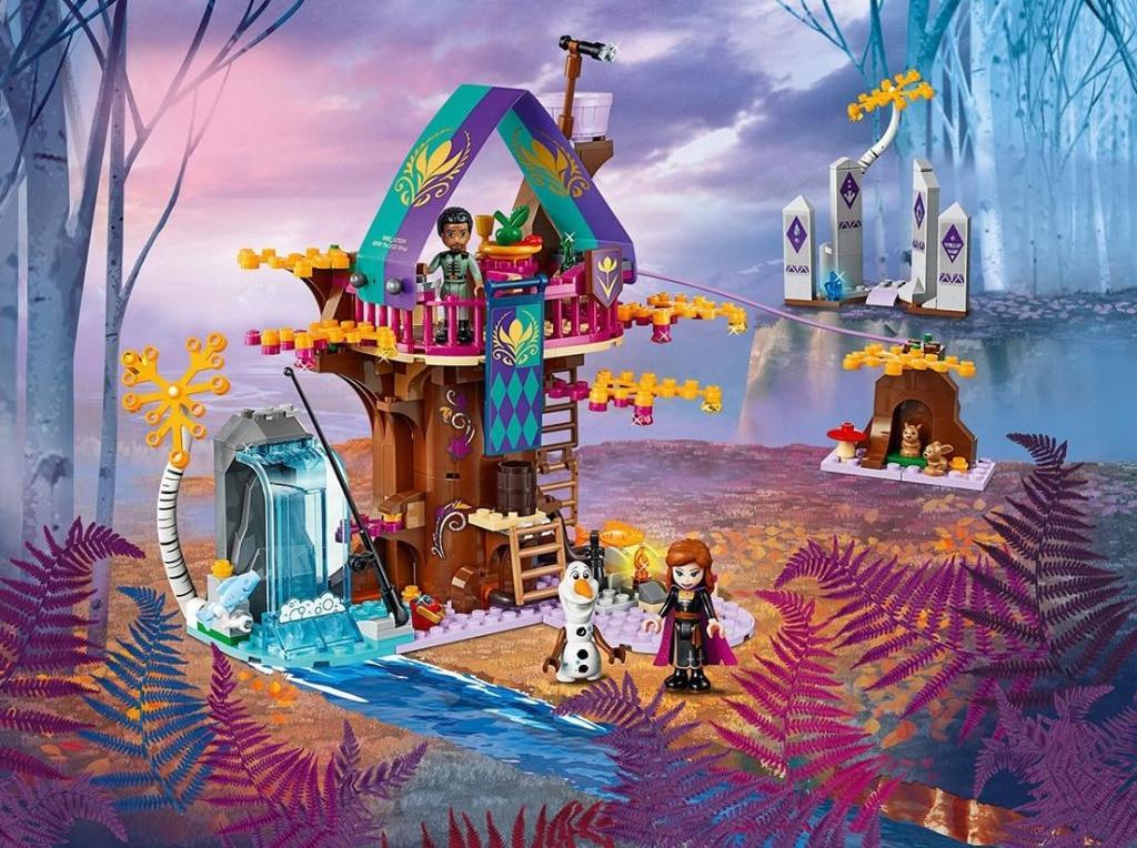 """LEGO DISNEY PRINCESS. Конструктор """"Заколдованный домик на дереве"""" 41164 L Lego Блочные конструкторы    АлиЭкспресс"""
