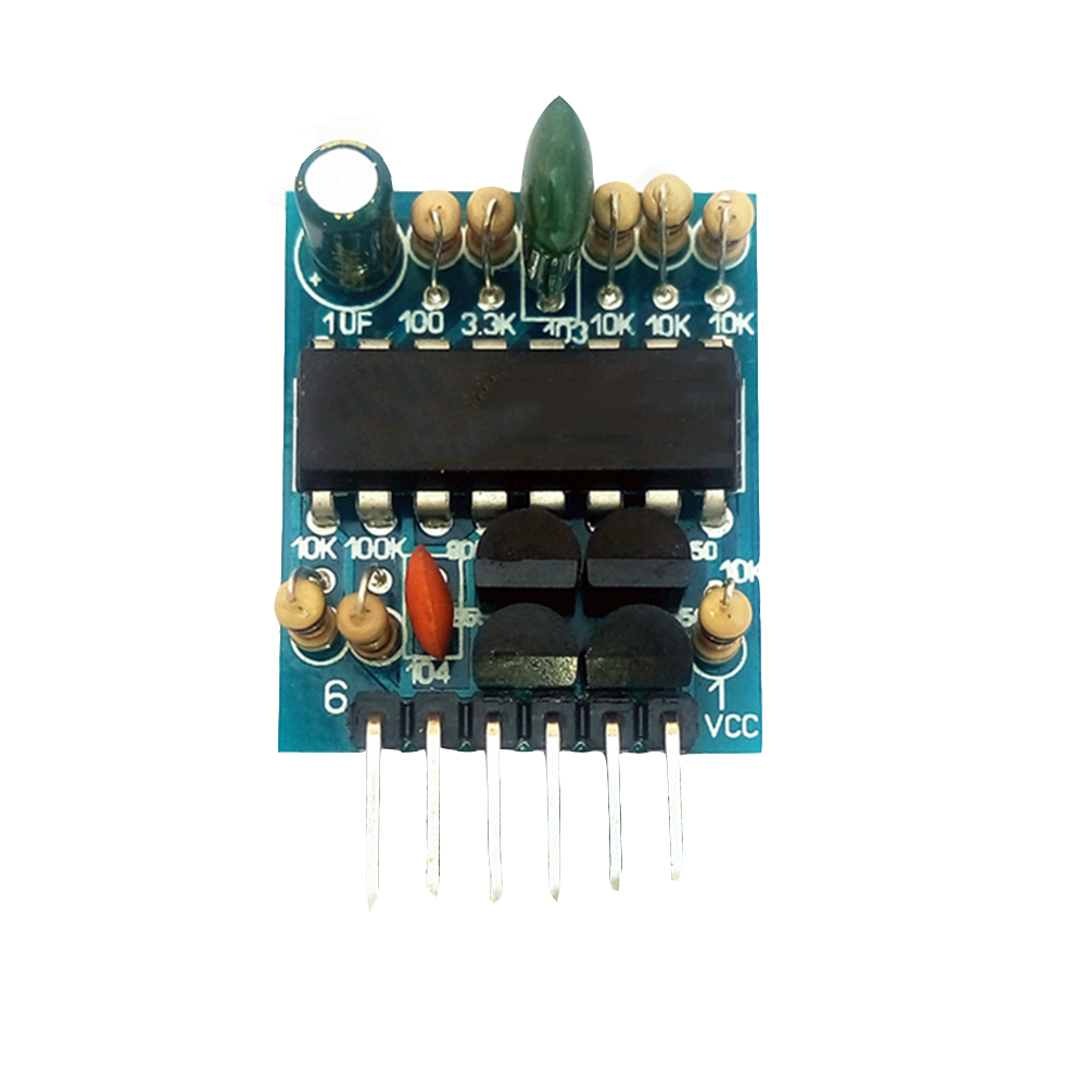 Taidacent SG3525A Inverter Driver Board High Frequency Pre-driver DIY Universal Square Wave Push-pull Drive Square Wave Inverter