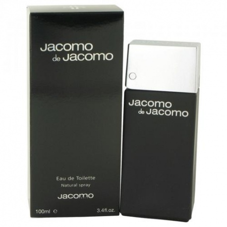 JACOMO MEN EDT 100ML SPRAY