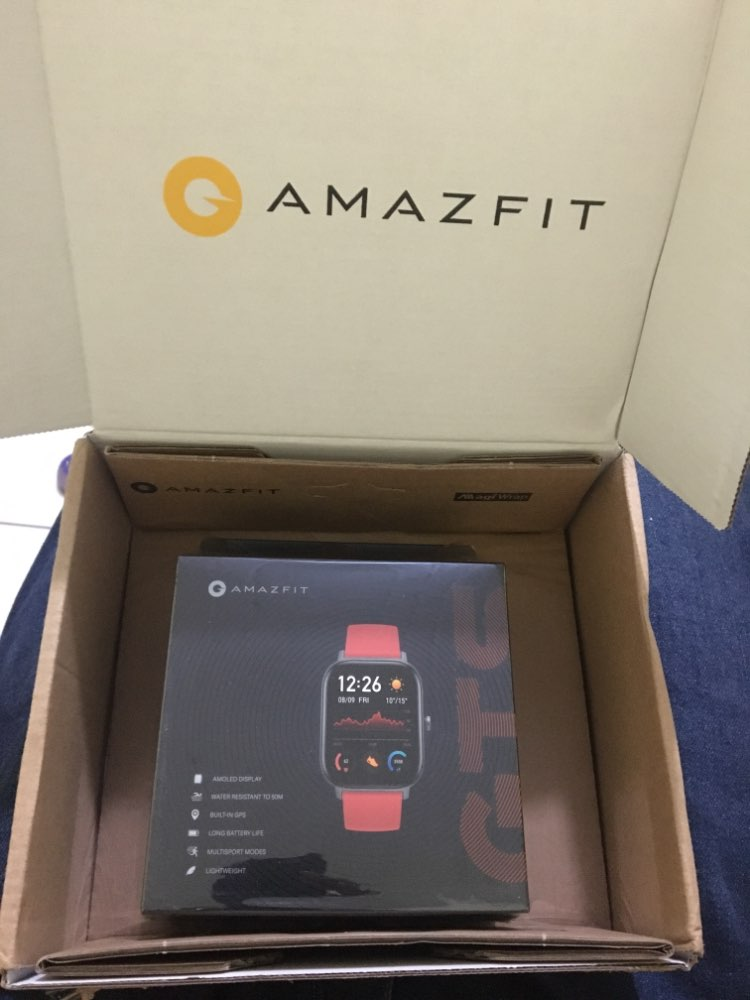 Global Version NEW Amazfit GTS Smart Watch 5ATM Waterproof Swimming Smartwatch 14Days Battery Music Control for Xiaomi IOS Phone Smart Watches     - AliExpress